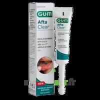 Gum Aftaclear Gel Aphtes Lésions Buccales 10ml à Chalon-sur-Saône