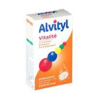Alvityl Vitalité Effervescent Comprimé Effervescent B/30 à Chalon-sur-Saône