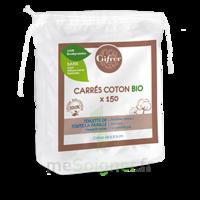 Gifrer Carré Coton Bio Sachet/150 à Chalon-sur-Saône