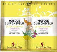 Secrets Des Fées Masque Cuir Chevelu Détox Purifiant Sachet/16g à Chalon-sur-Saône