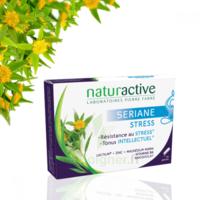 Naturactive Seriane Stress 30gélules à Chalon-sur-Saône