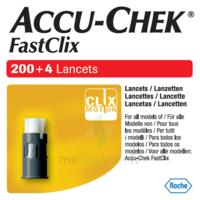 Accu-chek Fastclix Lancettes B/204 à Chalon-sur-Saône