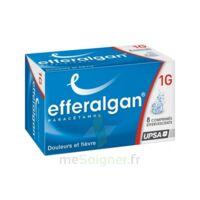 Efferalganmed 1 G Cpr Eff T/8 à Chalon-sur-Saône