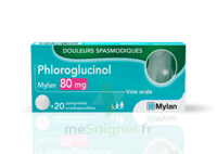 Phloroglucinol Mylan 80 Mg, Comprimé Orodispersible à Chalon-sur-Saône