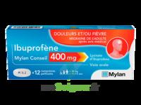 Ibuprofene Mylan Conseil 400mg, Comprimés Pelliculés à Chalon-sur-Saône
