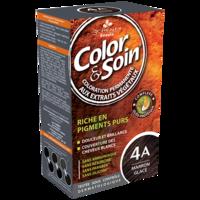 Color&soin Kit Coloration Permanente 4a Marron Glacé à Chalon-sur-Saône