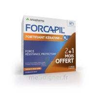 Forcapil Fortifiant + Kératine Gélules B/180 à Chalon-sur-Saône