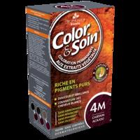 Color&soin Kit Coloration Permanente 4m Châtain Acajou à Chalon-sur-Saône