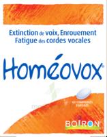 Boiron Homéovox Comprimés à Chalon-sur-Saône