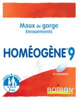 Boiron Homéogène 9 Comprimés à Chalon-sur-Saône