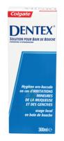 Dentex Solution Pour Bain Bouche Fl/300ml à Chalon-sur-Saône