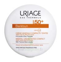 Uriage Bariesun Spf50+ Crème Compacte Minérale Teintée Dorée Boîtier/10g à Chalon-sur-Saône