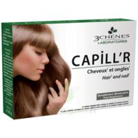 Capill'r Comprimés Cheveux Et Ongles B/30 à Chalon-sur-Saône