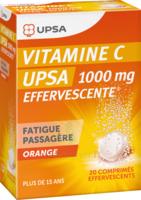 Vitamine C Upsa Effervescente 1000 Mg, Comprimé Effervescent à Chalon-sur-Saône
