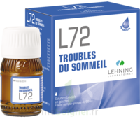 Lehning L72 Solution Buvable En Gouttes 1fl/30ml à Chalon-sur-Saône