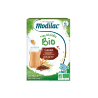 Modilac Céréales Farine Cacao Dès 6 Mois B/250g à Chalon-sur-Saône